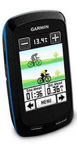 Народный тест-драйв Garmin Edge 800 HRM+CAD