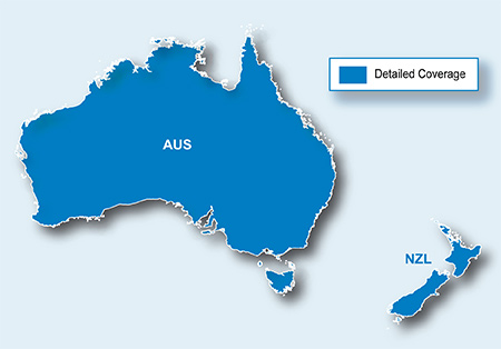 City Navigator® Australia and New Zealand